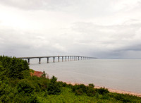 Confederation Bridge (from Cape Jourimain Nature Centre)