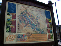 Map at Bourton on the Water