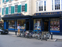 Oxford - Blackwell's