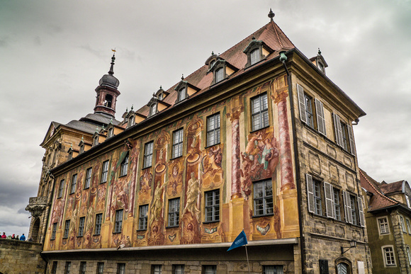 Bamberg: Old City Hall (Altes Rathaus)